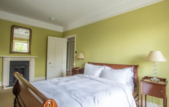 bedroom at Cornwall estate